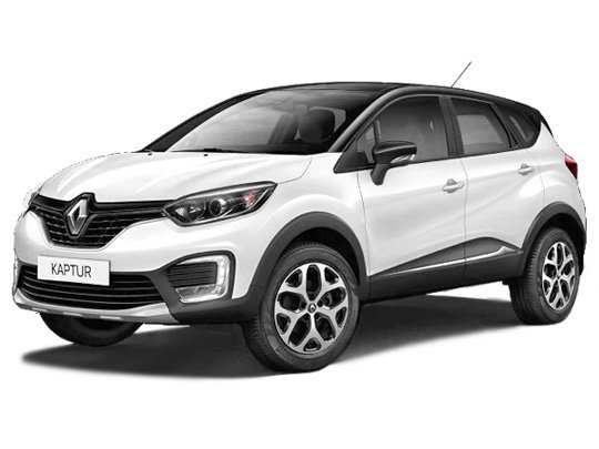 Renault Kaptur AT 4WD