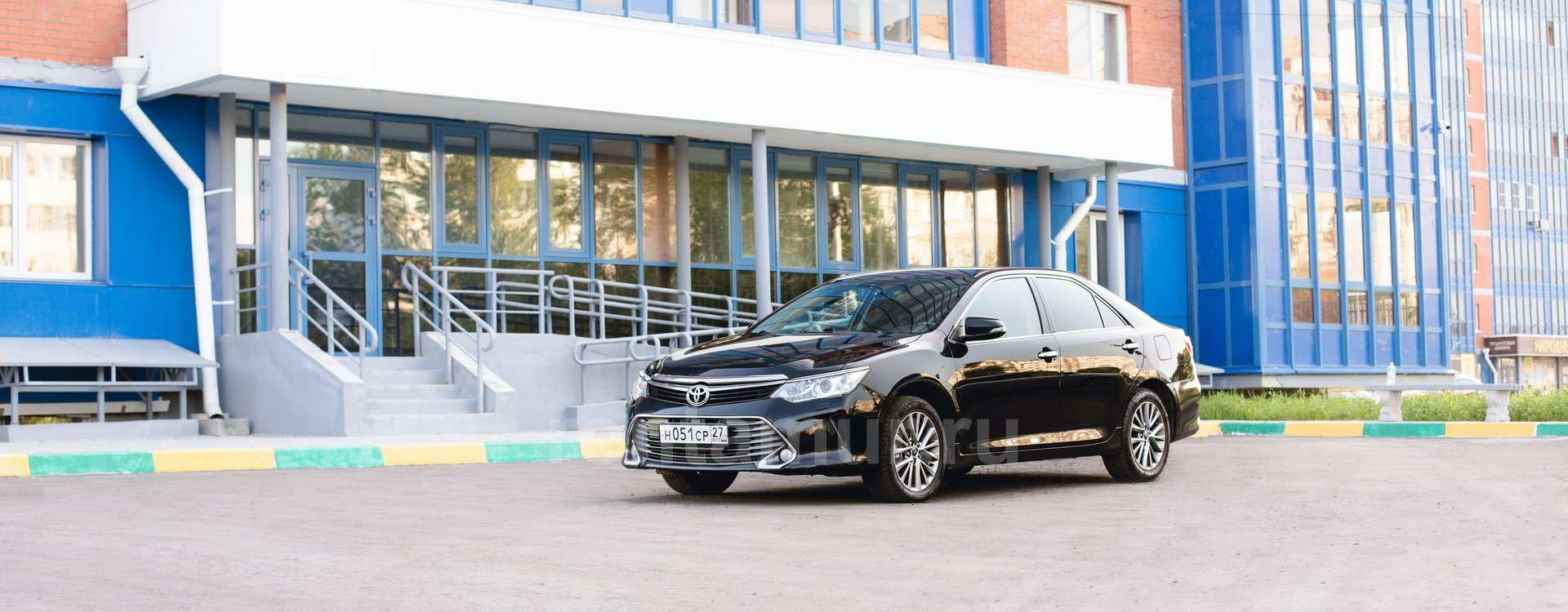 Toyota Camry 2.5 Exclusive